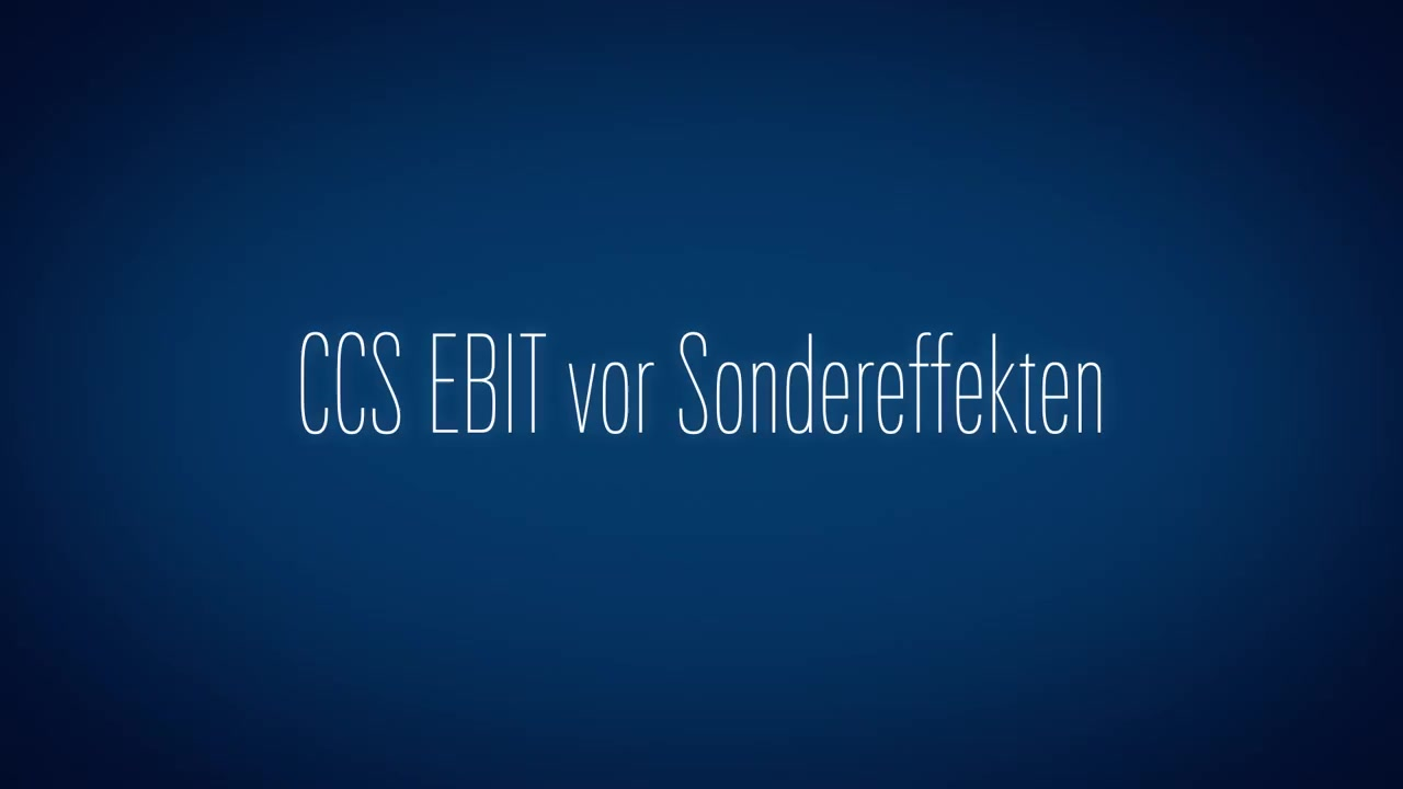 "OMV Corporate TV: What's up with this ""Clean CCS EBIT""?"