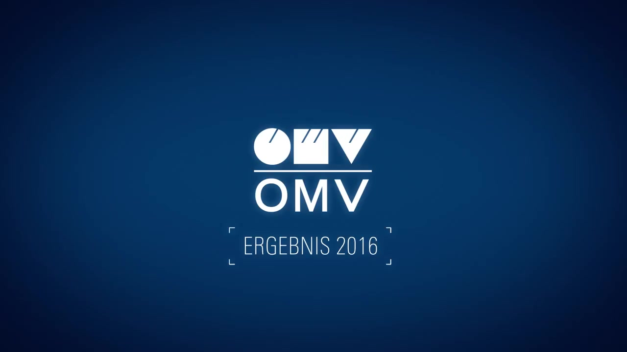 OMV Corporate TV: OMV Results Video: January – December 2016 (German)