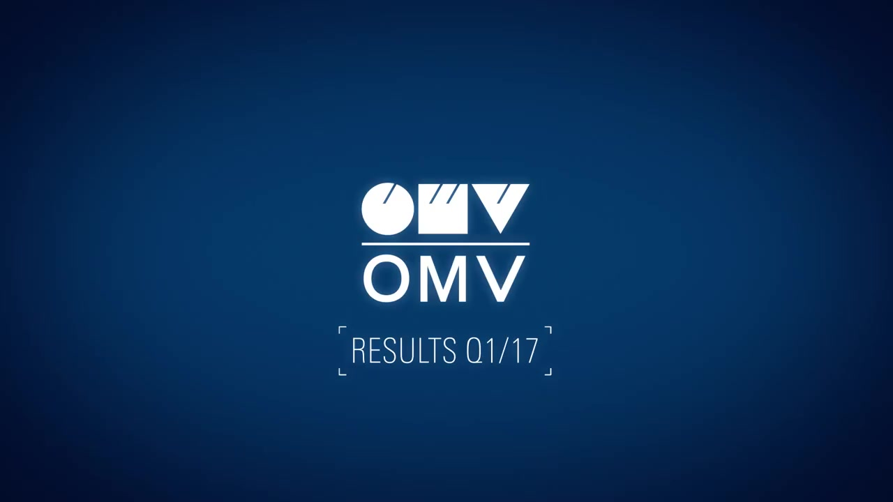 OMV Corporate TV: OMV Results Video January – March 2017