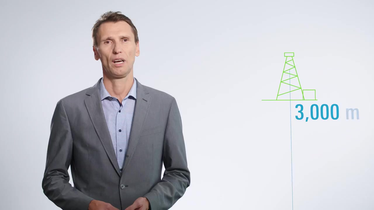 OMV Corporate TV: OMV HY1/17 Milestones: drilling campaign in Austria (English)