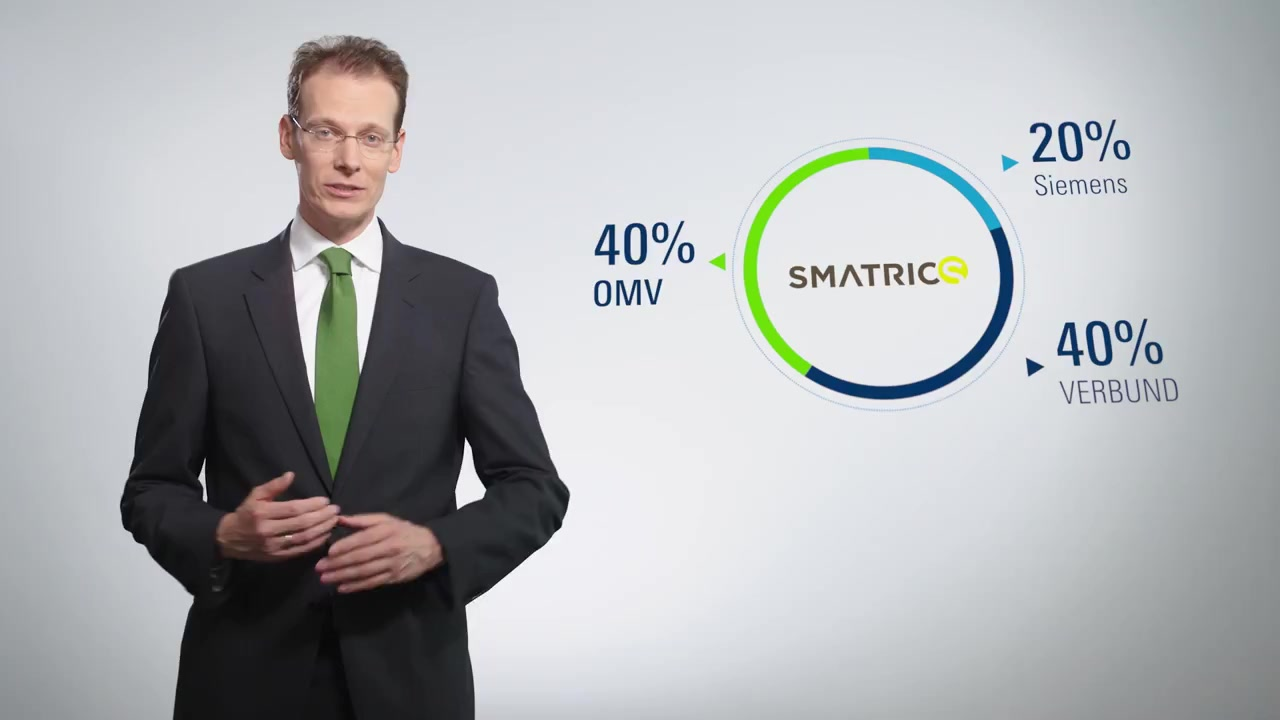 OMV Corporate TV: OMV HY1/17 Milestones: cooperation with VERBUND (English)