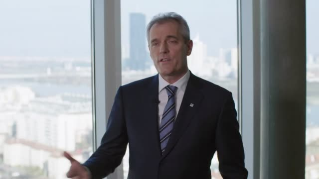 OMV Corporate TV: OMV Ergebnis 2017: CEO Statement Outlook 2018 (Englisch)