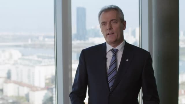 OMV Corporate TV: OMV Ergebnis 2017: CEO Statement Review 2017 (German)