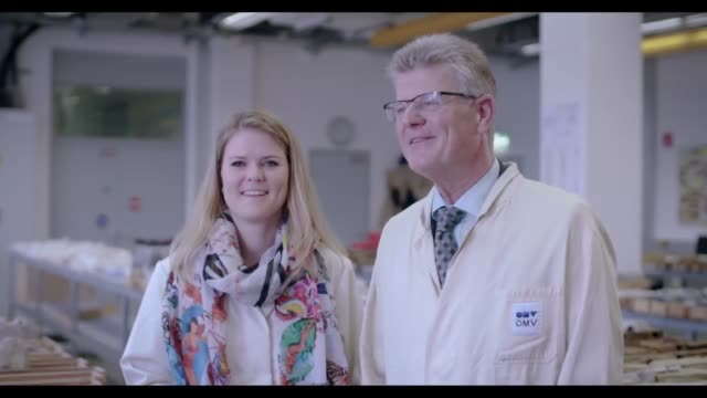 OMV Corporate TV: Innovating for Generations: Bettina Schumi & her father