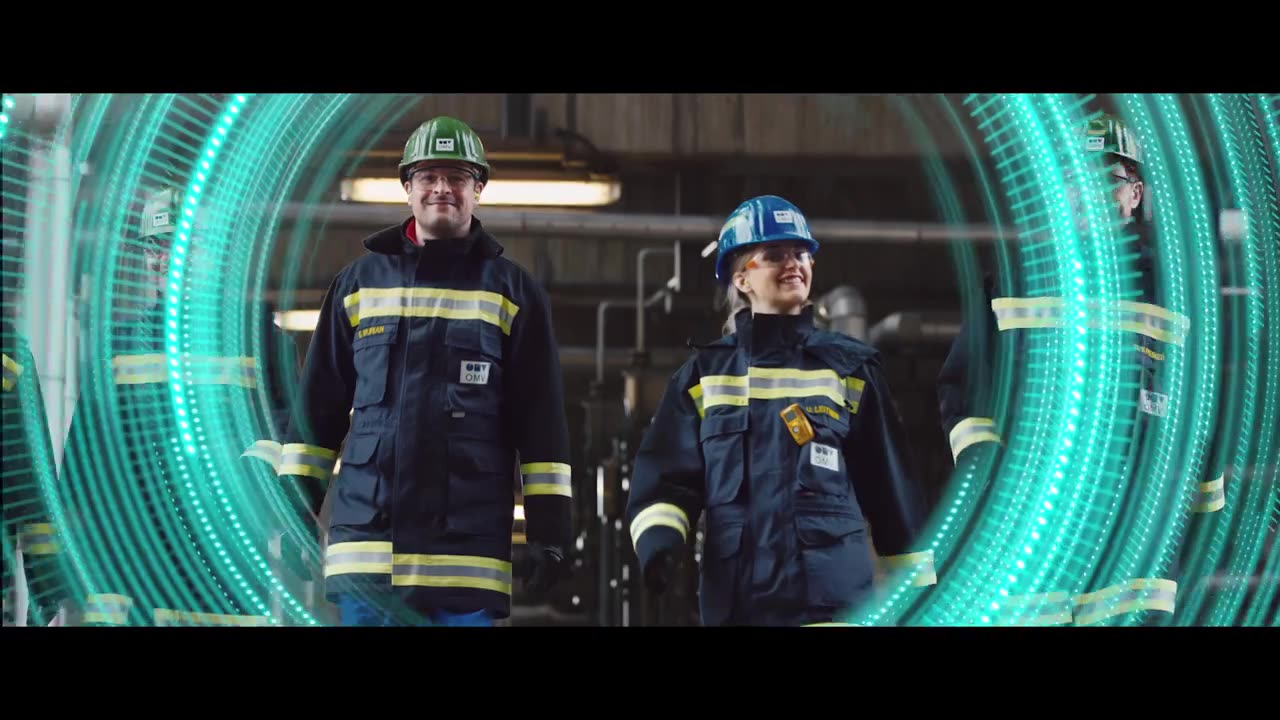 "OMV campaign ""now GAS!"" (video in EN)"
