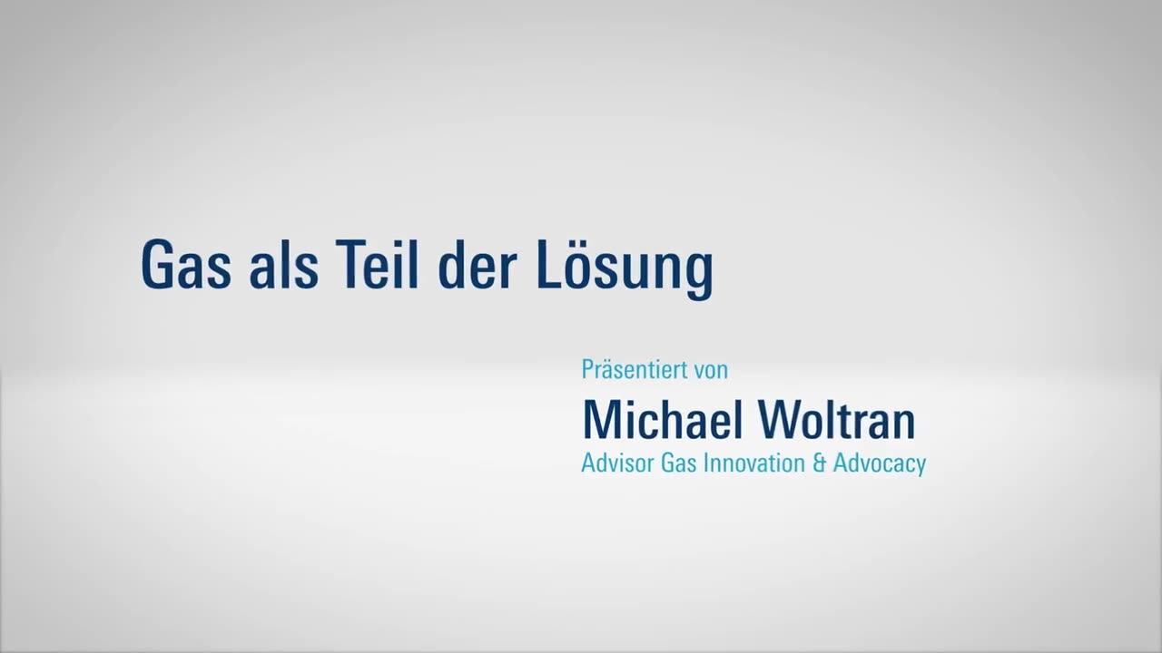 OMV results 2019 / highlight: Gas is part of the solution (Video auf DE)